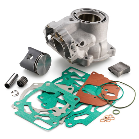ktm oem cylinder piston kit 300 xc w exc 08 10. Black Bedroom Furniture Sets. Home Design Ideas