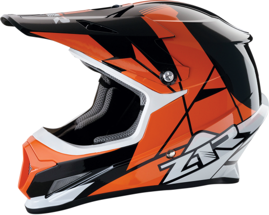 5a4e12ab AOMC.mx: Z1R Rise Helmet (Orange)