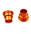 Scar Rear Wheel Spacers (Orange) KTMSX/XC 13-14