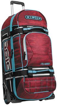 OGIO Rig 9800 Wheeled Bag LE Red Haze