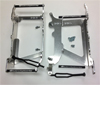 Enduro Engineering KTM/HWV Radiator Braces 08-15