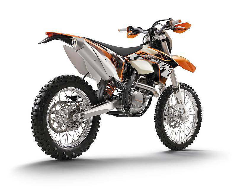 ktm 500 exc - the blockbuster | adventure rider
