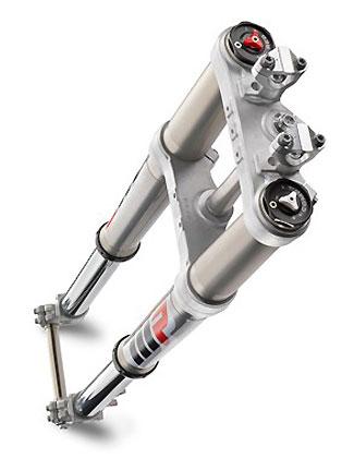 WP XPlor 48mm Front Forks 2017 250/300 XC-W
