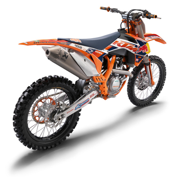 Aomc Mx 2014 Ktm Factory Edition Decal Kit