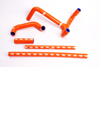 Samco Radiator Hose Kit (Orange) KTM RC8