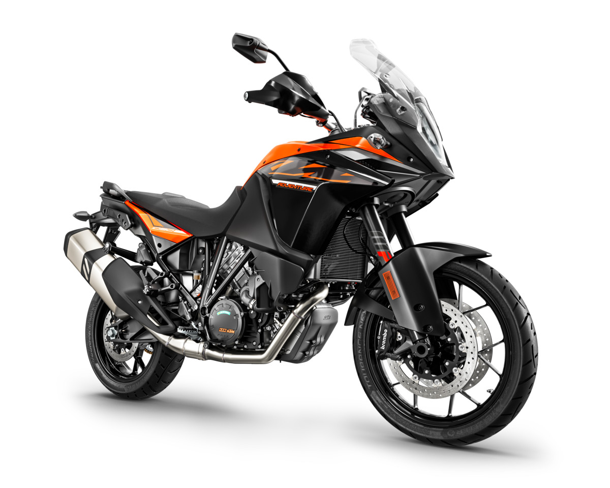 2017 KTM 1090 Adventure (Orange): AOMC.mx