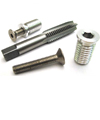 Pro Moto Billet Threaded Bar Inserts