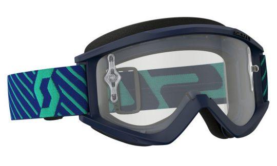 Scott 20 Pack WORKS Standard Tearoffs for Scott 80 Series Recoil Goggles