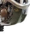 P3 Carbon Hybrid MX/XC Skid Plate Husqvarna 250/350