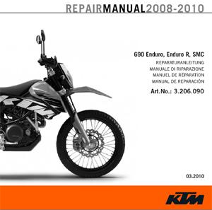 aomc mx ktm cd repair manual 690 end smc 08 10 rh ktm parts com ktm 690 smc parts manual ktm 690 smc r service manual
