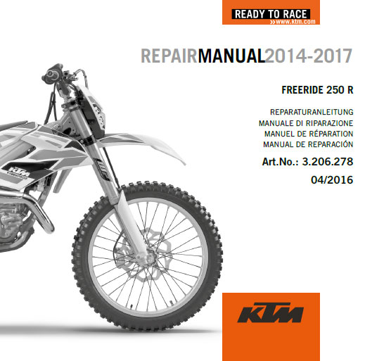 aomc mx ktm dvd repair manual 250 r freeride 14 17 rh ktm parts com 2012 KTM 450 XC Review 2012 KTM 450 XC Review