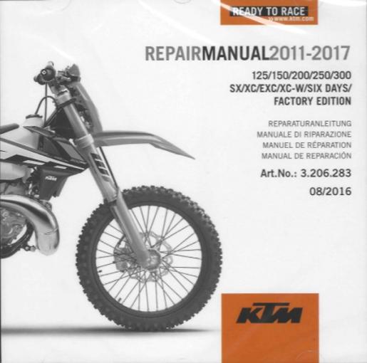 aomc mx ktm dvd repair manual 125 300 11 18 rh ktm parts com Haynes Auto Repair Manuals Haynes Auto Repair Manuals