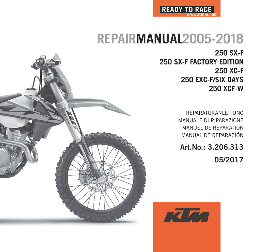 Ktm Exc Repair Manual Pdf Download Autos Post