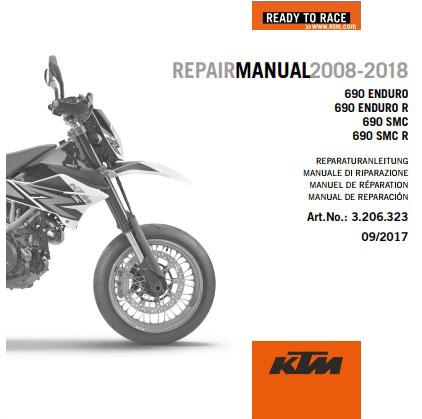 aomc mx ktm dvd repair manual 690 enduro smc 08 18 rh ktm parts com Auto Repair Manuals PDF Library Auto Repair Manuals