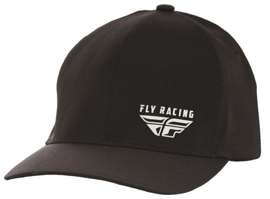 Mens Lid Cap Fly Racing Delta Strong Flexfit Curve Bill Men/'s Hat