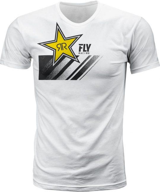 89c8bc5a AOMC.mx: 2019 FLY Racing Rockstar Tee (White)