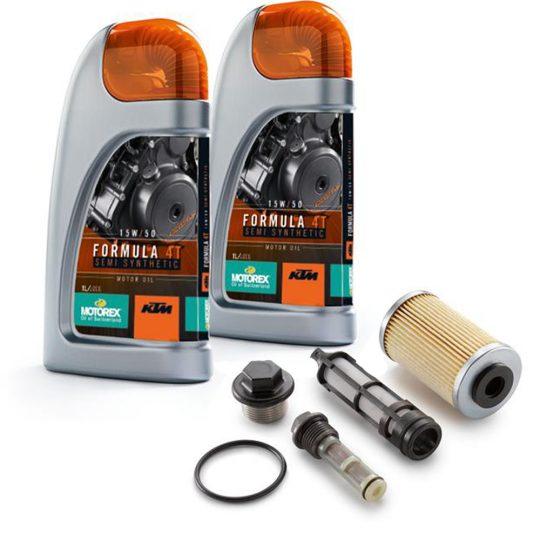 AOMC.mx  KTM 390 RC Duke Oil Change Kit 14-19 2734f6aea