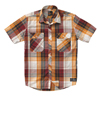 KTM Checkered Shortsleeve Shirt