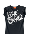 2014 KTM Girls Orange Love Tee