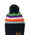 KTM Girls Rainbow Beanie