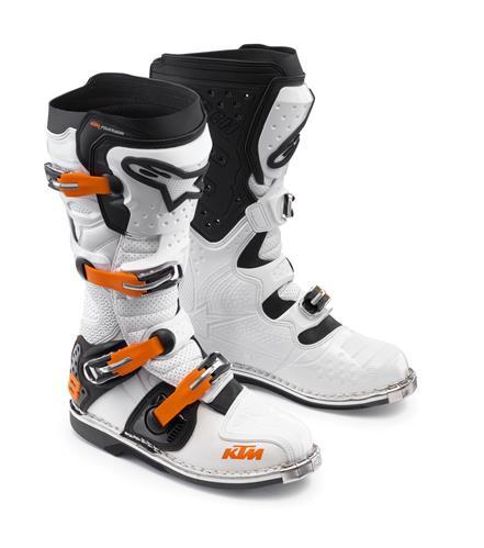 AOMC.mx: KTM/Alpinestars Tech 8 RS Boots