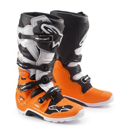 Aomc Mx Ktm Tech 7 Exc Boot By Alpinestars