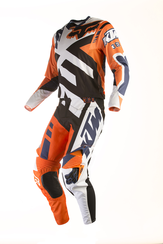 Ktm Gear 28 Images 2015 Fox Racing 360 Ktm Orange