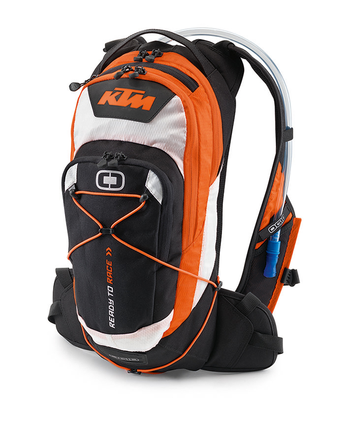 AOMC.mx: 2016 KTM Baja Backpack