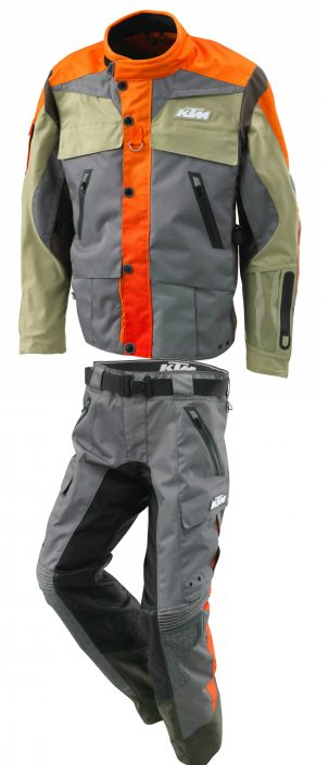 3PW1721406 POWER WEAR MOTORCYCLE JACKET KTM RALLY JACKET