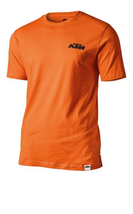 MEDIUM NEW KTM RADICAL TEE SHIRT BLACK
