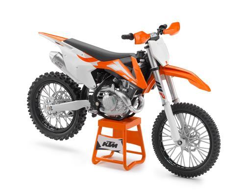 Ktm Sx F  Scale Model Bike Pw