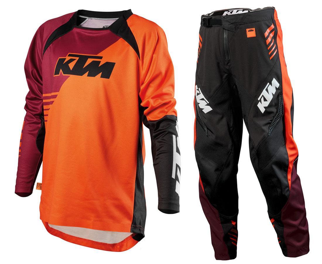 CAMISETA MOTO MX PARA NI/ÑOS KTM KIDS GRAVITY-FX SHIRT TALLA M