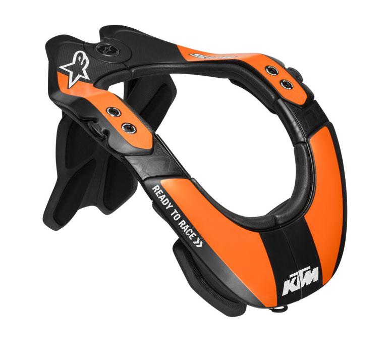 KTM Bionic Tech 2 Neck Brace by Alpinestars