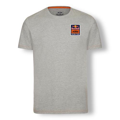 Red Bull KTM Racing Team T-Shirt (Gray)