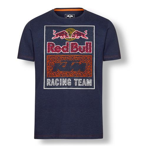 Red Bull KTM Racing Team Graphic Tee (Navy)