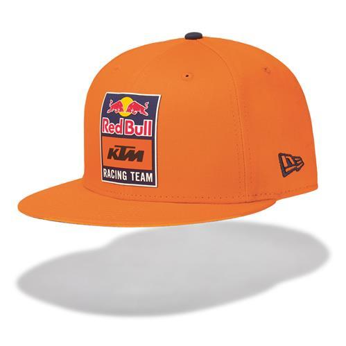 Red Bull KTM Racing Team Hat (Orange)