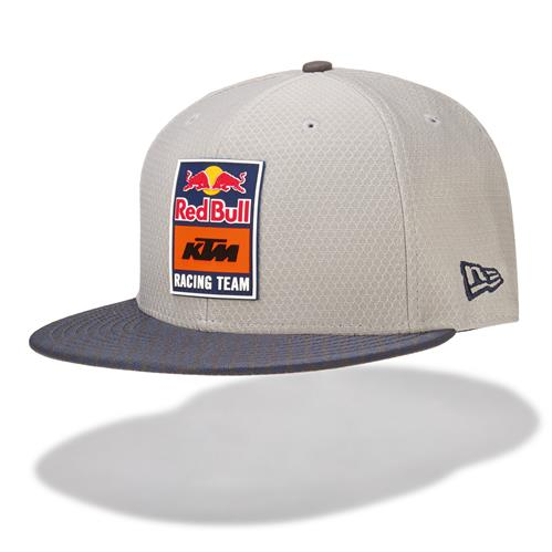 Red Bull KTM Racing Team Hex Hat (Gray)