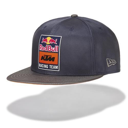 Red Bull KTM Racing Team 9Fifty Nylon Hat (Gray)