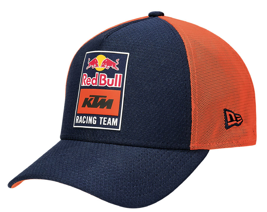 Red Bull KTM Racing Team Mesh Curve Bill Hat