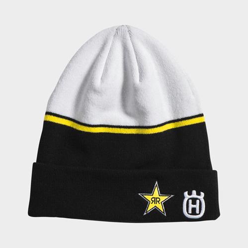 29a54d043a9 ... sweden husqvarna rockstar replica team beanie black yellow white 4ff37  e9ad0