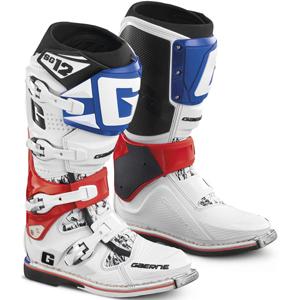 Gaerne Boots Sg12 >> Gaerne Sg12 Boots White Blue Red