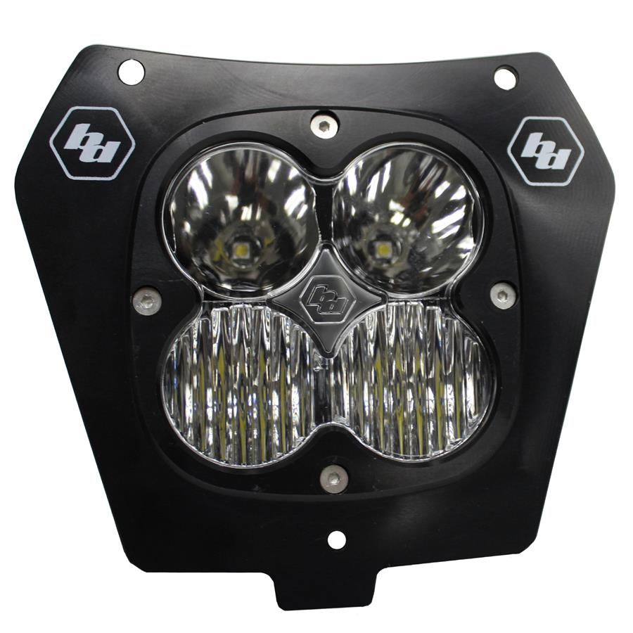 Aomc Mx Baja Designs Squadron Xl Pro Led Headlight Ktm 14 17