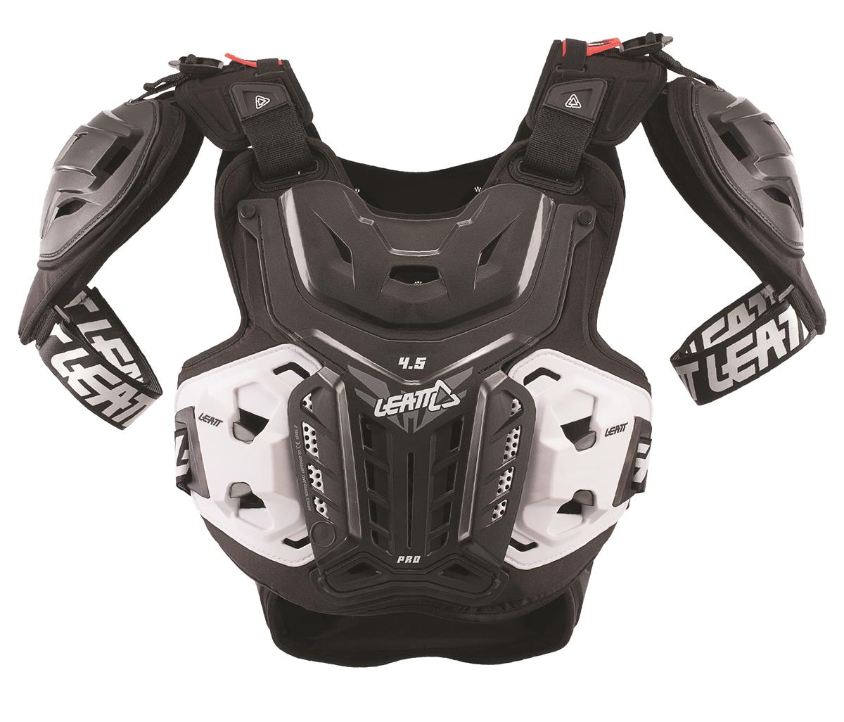 Leatt Youth 4.5 Pro Chest Protector Junior Motocross Dirtbike Offroad