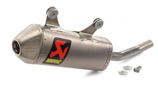 Akrapovic Silencer KTM/HQV 125/150 2019