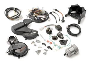 aomcmx ktm electric start kit  sxxc