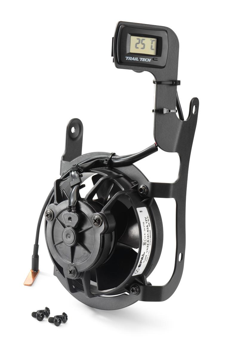 Aomc Mx Ktm Digital Radiator Fan Kit Sx Xc 19 20 By Trail