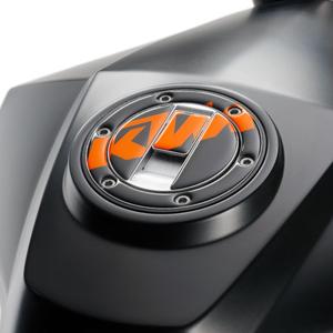 AOMC.mx: KTM Fuel Tank Cap Sticker 990 SuperDuke