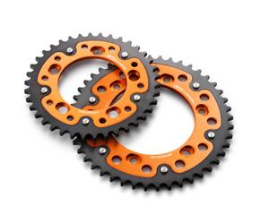 48T OEM KTM Supersprox Stealth Rear Sprocket 5841005104804 Orange
