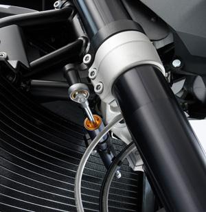 Aomc Mx Ktm Steering Damper Mounting 990sd 2007