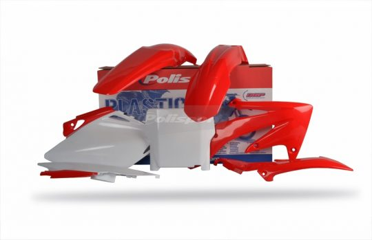 Honda CRF450R 2004 Polisport Complete Replica Plastic Kit Red